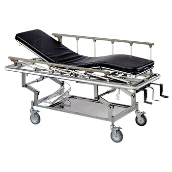 BT-300,Emergency Stretcher (3-Cranks)